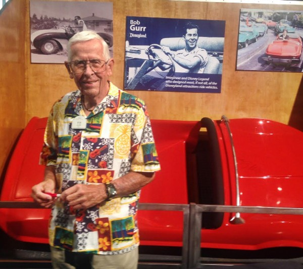 Bob Gurr: Imagineering Inside Out